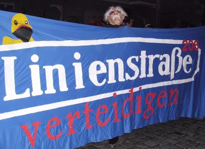 Demo Liebigstra�e